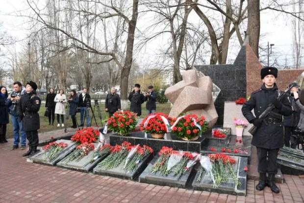 В Симферополе вспоминали Афганистан. 15 февраля - годовщина вывода советских войск