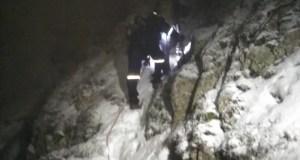 Крымские спасатели эвакуировали туристов с горы Чатыр-Даг