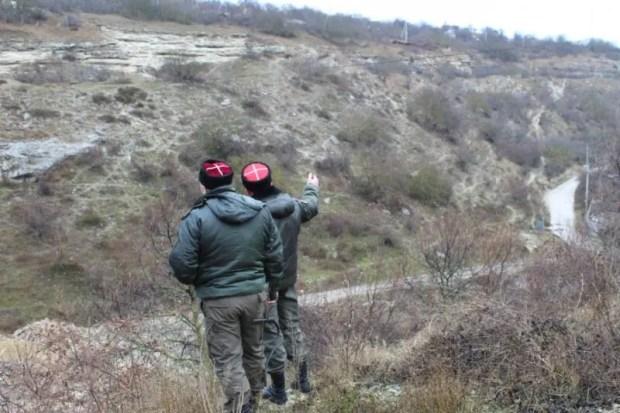 Севастопольские казаки патрулируют Килен-балку. Зачем?