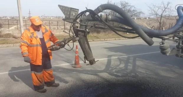 Вы в курсе? Севастопольский Автодор ремонтирует дороги по обращениям жителей города