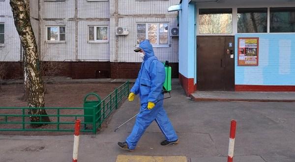 В Крыму - тотальная самоизоляция