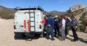 В Крыму Разбойничья бухта «взяла в плен» туристку. Женщине помог «КРЫМ-СПАС»
