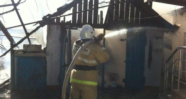 Два пожара в Бахчисарайском районе - хроника минувших суток