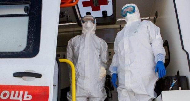 1 836. За сутки число выявленных случаев заражения COVID-19 в России выросло на три сотни