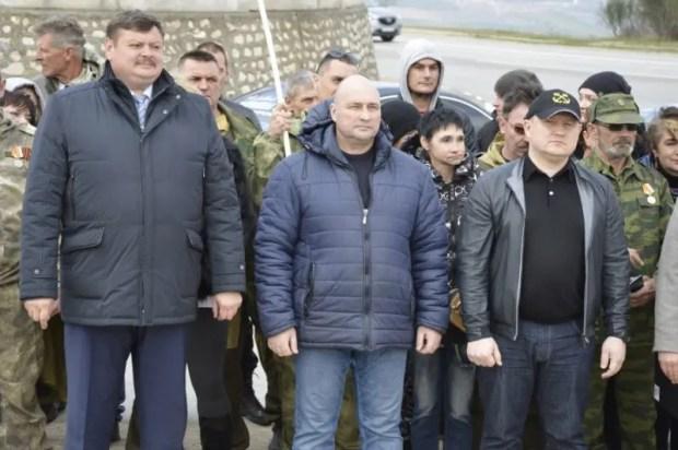 Акцию «Севастополь помнит» посвятили 6-летию Русской весны