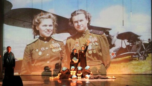 В Севастополе стартовал тур фестиваля-конкурса «Мы – наследники Победы»