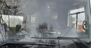 В Симферополе в общественном транспорте - масочный режим