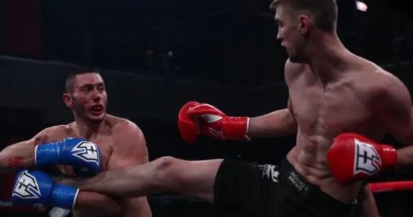 Боец Константин Малес из Симферополя проведёт поединок на турнире Fair Fight XI