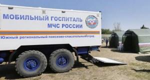 Если ситуация с COVID-2019 в Крыму ухудшится, в Симферополе развернут мобильный госпиталь