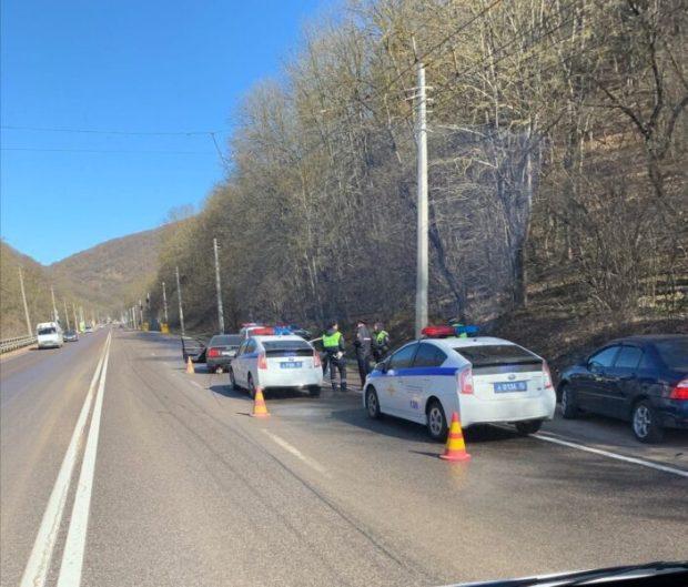 ДТП на трассе «Симферополь – Севастополь»: двое пострадавших