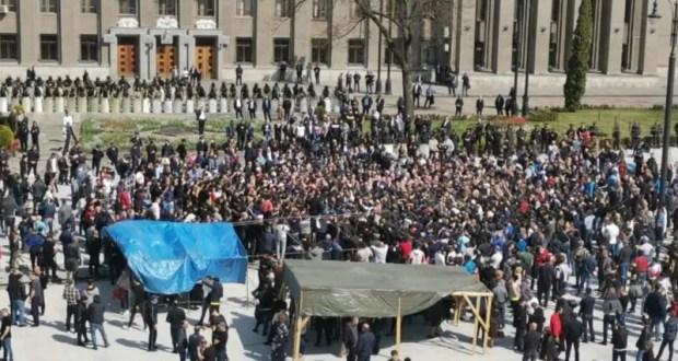 Митинг во Владикавказе – «звоночек» всем регионам
