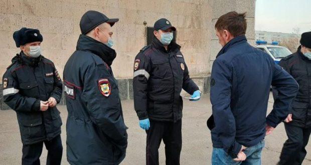 Верховный Суд РФ разъяснил, как надо наказывать за нарушение режима «самоизоляции»