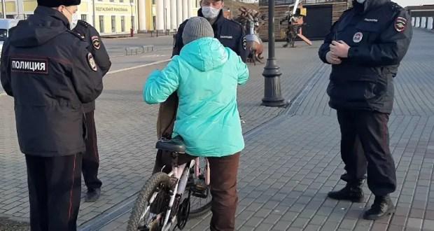 Штрафовать нарушителей режима «повышенной готовности» в Крыму будут «по полной»