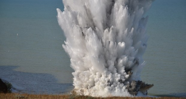 В Крыму за один день обезвредили 18 авиабомб