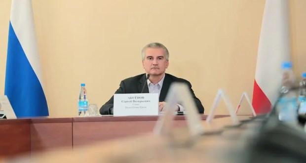 Сергей Аксёнов призвал крымчан не нарушать режим самоизоляции «на майские», а туристов… не ехать в Крым