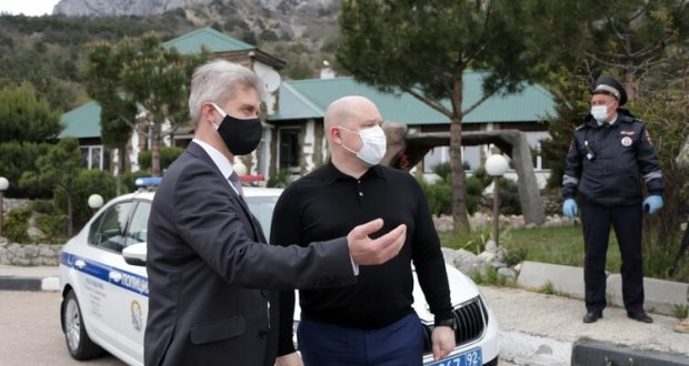 В Севастополе режим «самоизоляции» продлят до 30 апреля