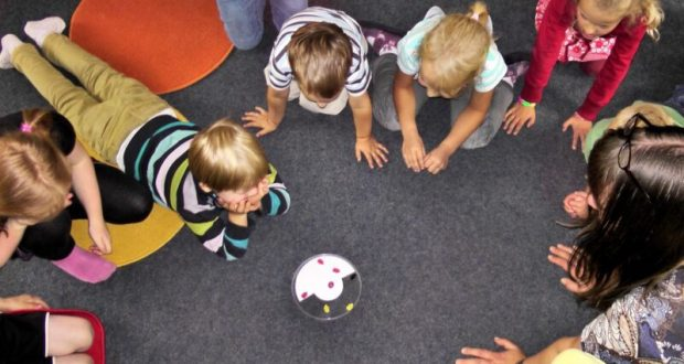Внимание! В севастопольских детских садах работают дежурные группы