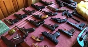 В Крыму и Севастополе ликвидированы подпольные оружейные мастерские. Спецоперация ФСБ