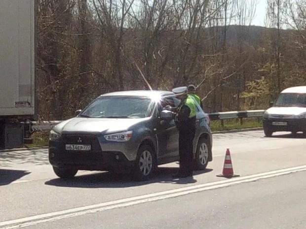 В Севастополе выявляют поддельные пропуска на выход/выезд в город. Обещают наказывать