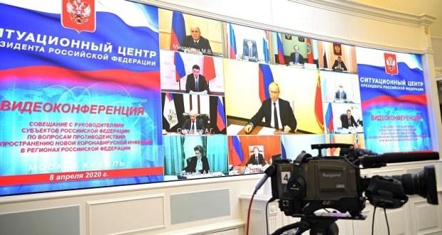 Глава Крыма о поручениях и обращении Президента России