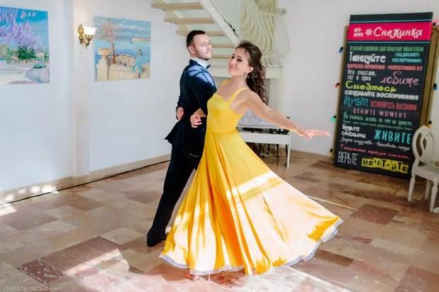 Севастопольская акция «За Победу танцуй до победного!» стала международной