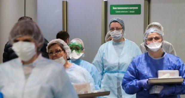 В числе «новых» заразившихся коронавирусом - сотрудник крымского Роспотребнадзора