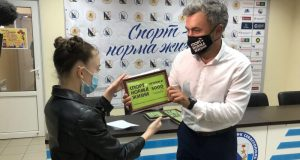 В Севастополе вручили призы победителям конкурса «Тренируйся дома. Спорт — норма жизни»
