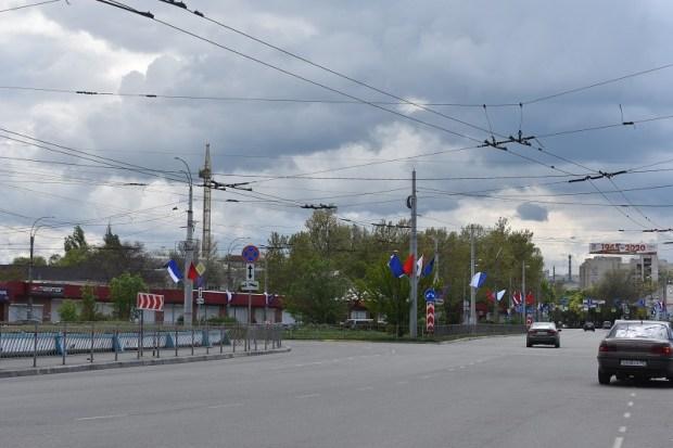 В Симферополе – «Флаги Победы. 9 мая»
