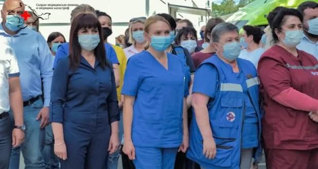 Упс, прокуратура Крыма опровергла заявления властей о полной выплате «коронавирусных денег» медикам