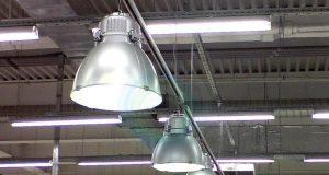 Основное применение светильников Колокол