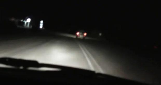 В Крыму нетрезвый водитель пытался скрыться от ГИБДД. Попался, еще и повредил служебный автомобиль