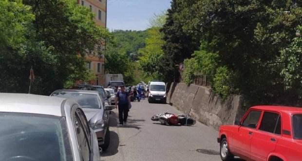 Смертельное ДТП в Ялте: погибла девушка – пассажир мотоцикла