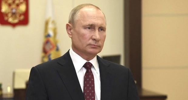 Сегодня Владимир Путин снова обратится к гражданам России