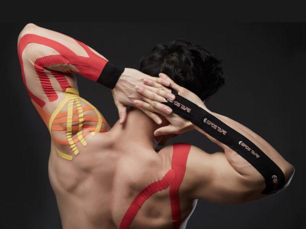 Кинезиотейпы: восстановительная терапия для связок, мышц и суставов