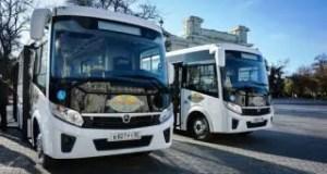 В Евпатории автобусы будут курсировать в соответствии с новым расписанием