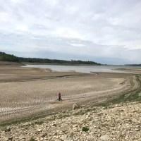 Дожди пока не помогли – крымские водохранилища обмелели и высохли на две трети