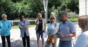 Лидер ОД «Доброволец» Дмитрий Голиков – о проблемах улицы Солнечной в Балаклаве