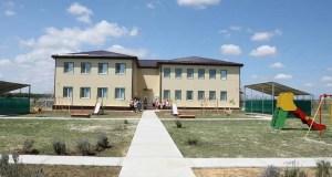 В селе Октябрьское Первомайского района Крыма открыт новый детский сад