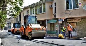 Ялта на ремонт дорог получила более 23 миллионов рублей