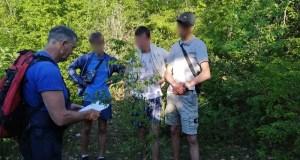 В Бахчисарайском районе потерялись туристы. Крымские спасатели нашли «потеряшек» в считанные часы