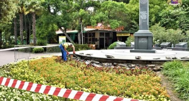 В Ялте реставрируют мемориал жертвам депортации