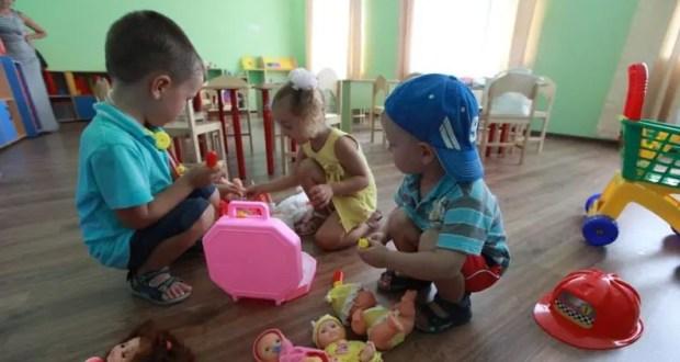 В Ялте с 15 июня детские сады заработают в штатном режиме, но...