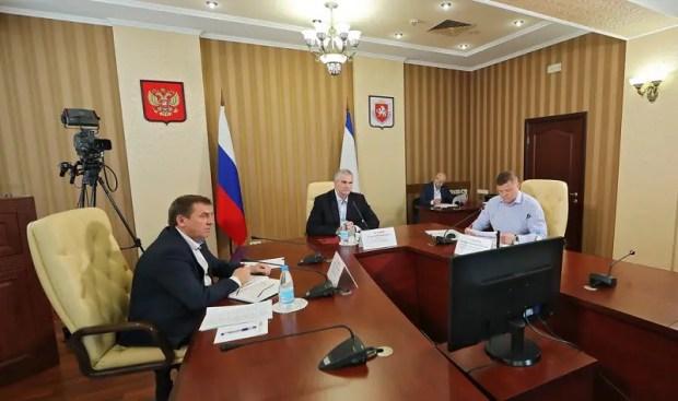 Глава Крыма поручил сократить сроки строительства детских садов по типовым проектам