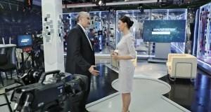 Сергей Аксёнов представил коллективу телеканала «Миллет» нового генерального директора