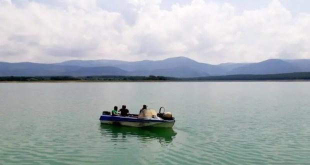 Умные буи учёных СевГУ помогут мониторить состояние воды в Чернореченском водохранилище
