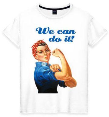 Хит летнего сезона - футболка с принтом: ярко, смело, индивидуально