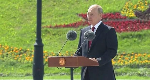 Владимир Путин поздравил россиян с праздником – Днем России