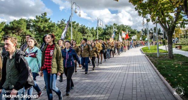 Студотряды Севастополя отправляются на трудовые объекты