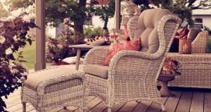 Плетёная мебель: почему лучший выбор - искусственный ротанг