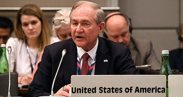 Постпред США при ОБСЕ призвал «прекратить кампанию угнетения в Крыму». Что ему ответили